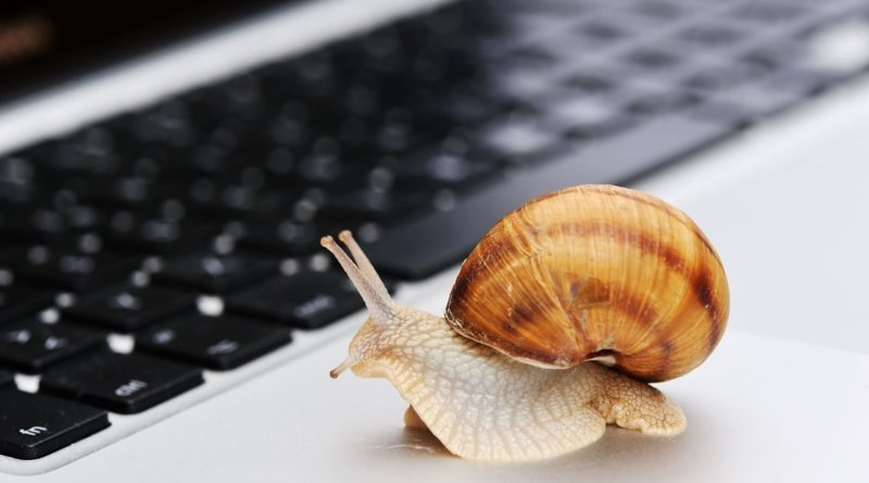 speed up your slow Windows PC