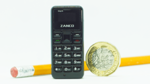 World's Smallest Phone – Zanco tiny t1