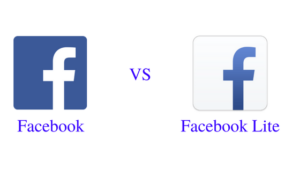 Facebook vs Facebook Lite