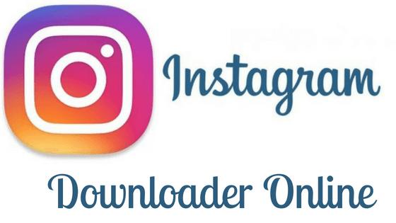 Instagram downloader online