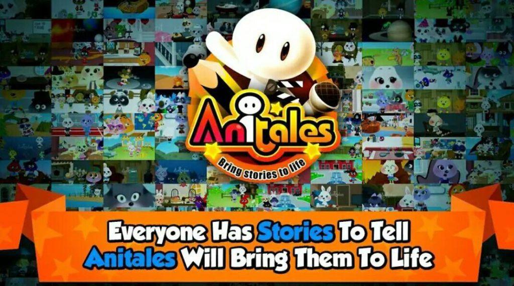 Anitales app