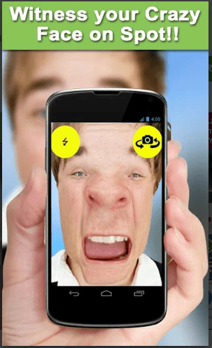 Crazy Helium Video Booth Lite app