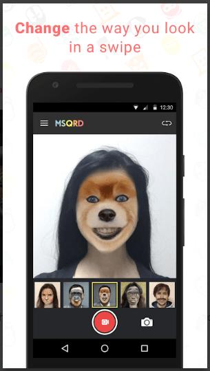 MSQRD app