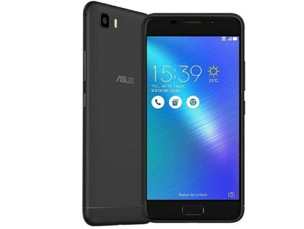 Asus Zenfone 3s Max phone
