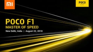 New Xiaomi Pocophone F1 – Xiaomi's Affortable Flagship Phone