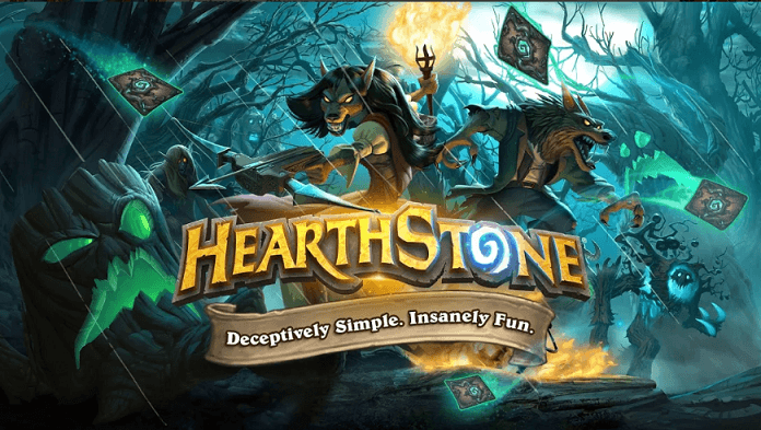 Hearthstone app