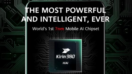 Huawei's Kirin 980 - World's Fastest Mobile Processor