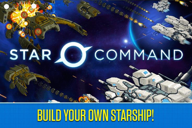 Star Command app