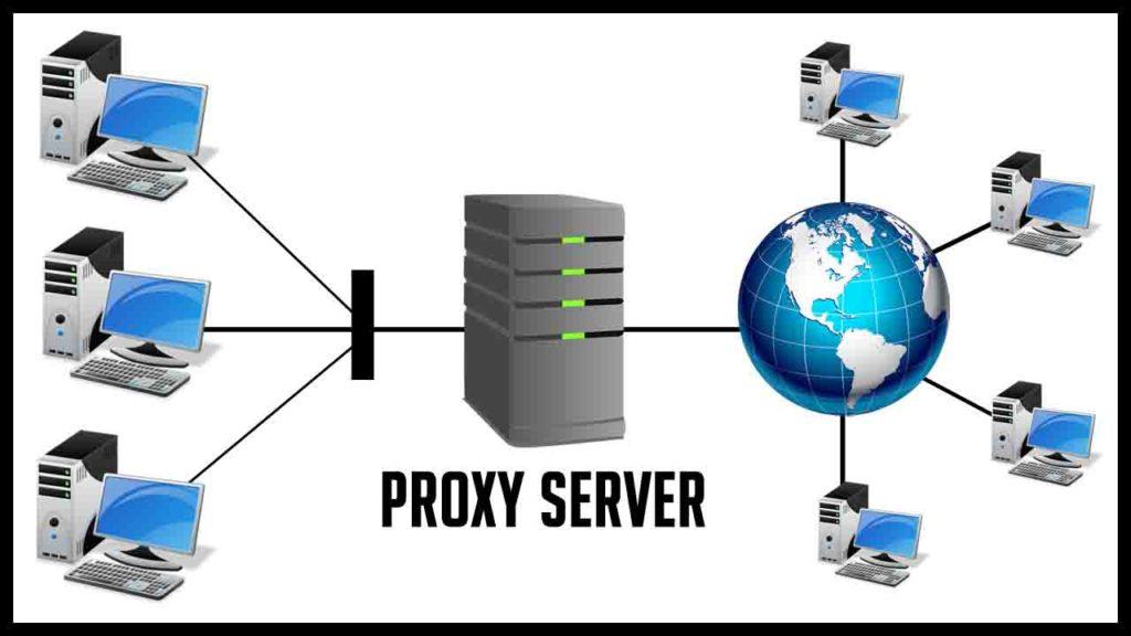 Proxy server explanation