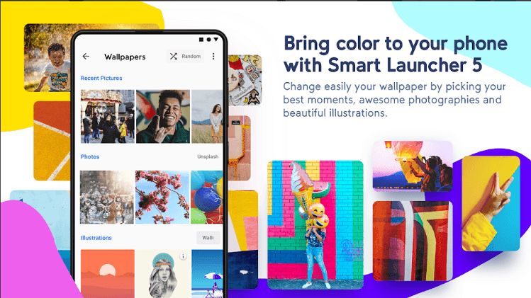 Smart Launcher 5 app