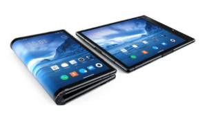 World's First Foldable Phone Launched