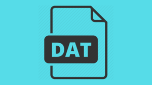 What Is A DAT File And How To Open It?