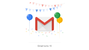 Gmail's 15th Birthday Update: Now You Can Schedule Emails