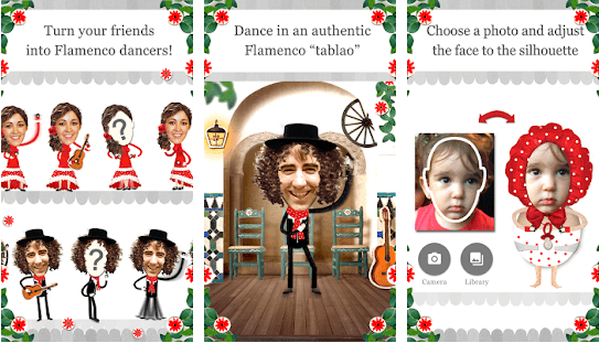 Crazy Flamenco Rumba Dance app