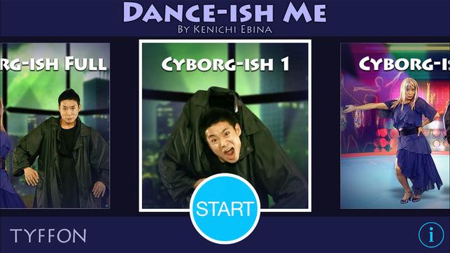 Dance-ish Me app