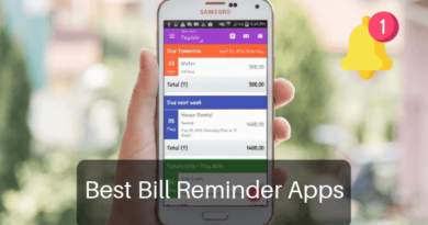 best bill reminder app
