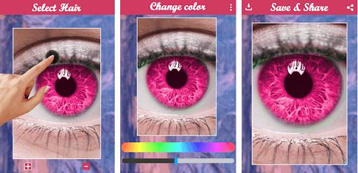 Color changer app