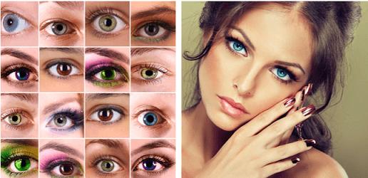 Eye Color Changer Makeup app