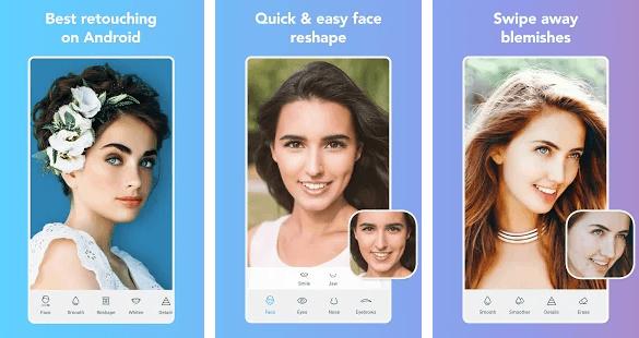 Facetune2 app