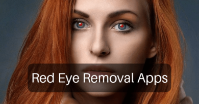 red eye removal app