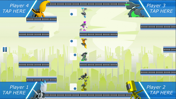 G-Switch two player game