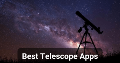 Telescope apps