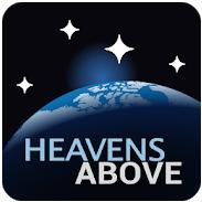 Heavens-Above app