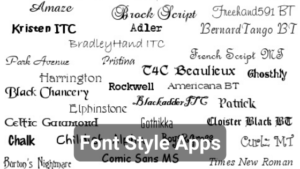 14 Best Font Style Apps For Android and iOS
