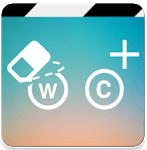 Remove & Add Watermark app