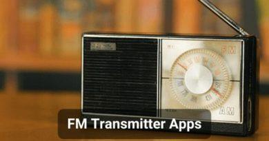FM transmitter app