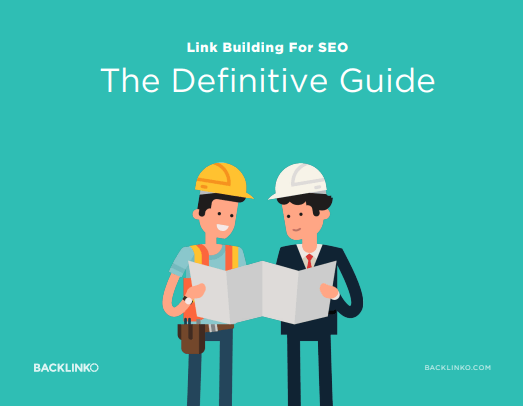 Link Building for SEO – The Definitive Guide eBook