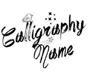 Calligraphy Name app