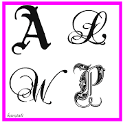 Calligraphy Lettering app