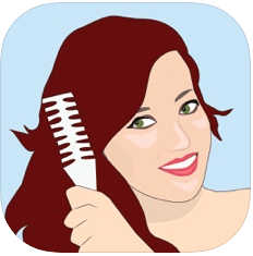 Hairstyle Try-On app