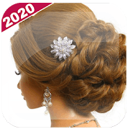 Girl Hairstyle Changer app