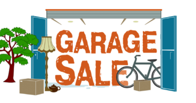Garage sale apps
