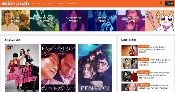 Asiancrush website