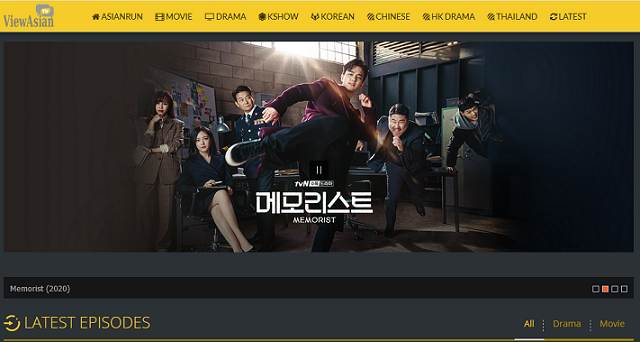 ViewAsian website