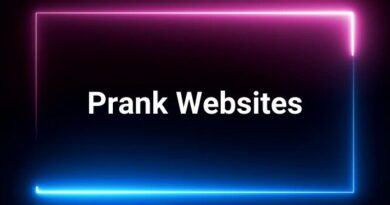 Prank Websites