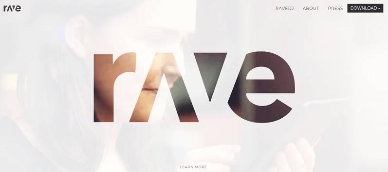 Rave website