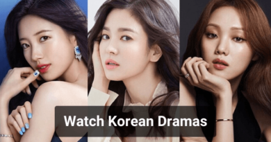 websites to watch Korean dramas