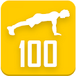 100 Pushups workout app