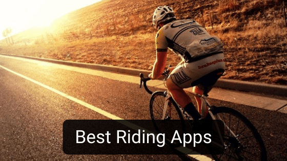 best riding apps