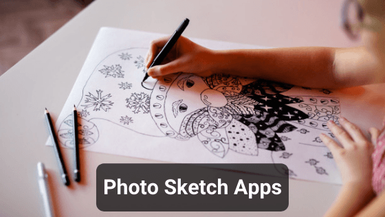 Photo Sketch Apps