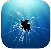 Broken Screen Wallpaper app