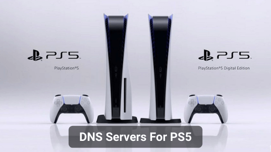 DNS Servers For PS5