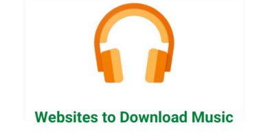 Websites to Download Music